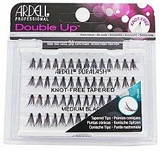 Парфюми, Парфюмерия, козметика Мигли на снопчета - Ardell Double Up Soft Touch Knot- Free Medium Black