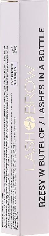 Мигли в бутилка за обем и удължаване - Lash Brow Lash Extender Lashes in a Bottle