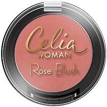 Парфюмерия и Козметика Руж - Celia Woman Rose Blush
