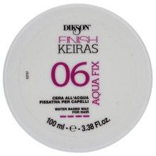 Парфюмерия и Козметика Фиксиращ восък на водна осова - Dikson Finish Keiras Aqua Fix