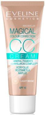 СС крем - Eveline Cosmetics Magical CC Cream SPF15