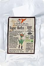 Парфюмерия и Козметика Натурален прах за коса от Нагармота - Le Erbe di Janas Nagar Motha Powder