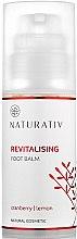 Парфюми, Парфюмерия, козметика Възстановяващ балсам за крака - Naturativ Revitalizing Foot Balm