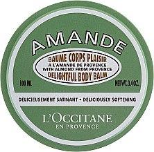 Парфюми, Парфюмерия, козметика Балсам за тяло - L'Occitane Almond Delightful Body Balm