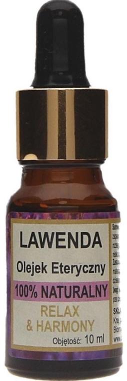 "Натурално етерично масло ""Лавандула"" - Biomika Lavender Oil"