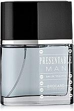 Парфюми, Парфюмерия, козметика Delounge Presentable Man - Тоалетна вода (тестер с капачка)