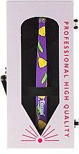 Парфюми, Парфюмерия, козметика Пинцет за вежди с неръждаема стомана, жълти лалета - Focus Tweezers Sublime