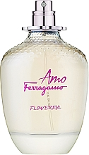 Парфюмерия и Козметика Salvatore Ferragamo Amo Ferragamo Flowerful - Тоалетна вода (тестер без капачка)