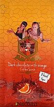 """Парфюмерия и Козметика Кофеинов скраб за тяло """"Горчив шоколад и портокал"""" - Nacomi Fit Lovers Coffee Scrub"""