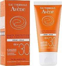 Парфюмерия и Козметика Слънцезащитен крем - Avene Sun High Protection Cream SPF 30