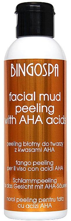 Кален пилинг за лице с плодови киселини - BingoSpa Peeling Pond With Fruit Acids