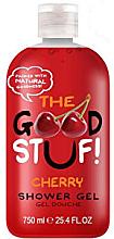 Парфюми, Парфюмерия, козметика Хидратиращ душ гел с аромат на вишна - The Good Stuff Cherry Shower Gel