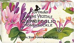Парфюмерия и Козметика Натурален сапун - Florinda Sapone Vegetale Honeysuckle