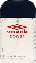 Парфюмерия и Козметика Umbro Power - Тоалетна вода (тестер с капачка)
