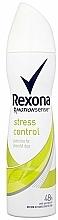 "Парфюмерия и Козметика Дезодорант ""Стрес контрол"" - Rexona Motionsense Stress Control"