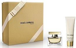 Парфюмерия и Козметика Dolce & Gabbana The One - Комплект (парф. вода/30ml+лосион за тяло/50ml)