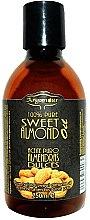 Парфюмерия и Козметика Масло от сладък бадем - Arganour 100% Pure Sweet Almond Oil
