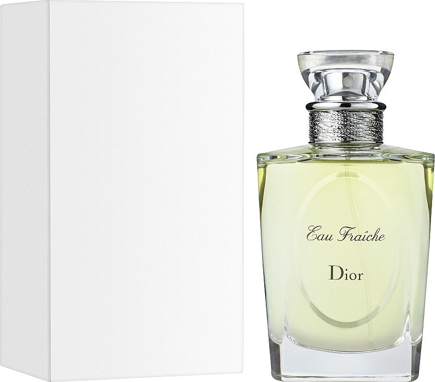 Dior Eau Fraiche - Тоалетна вода (тестер с капачка)  — снимка N2