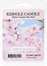Парфюмерия и Козметика Восък за аромалампа - Kringle Candle Cherry Blossom