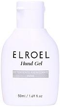 Парфюмерия и Козметика Антибактериален гел за ръце - Elroel Hand Gel