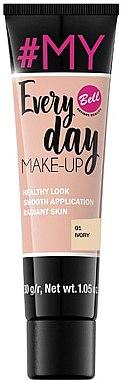 Тонален крем - Bell #My Every Day Make-Up — снимка N1