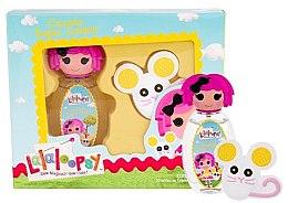 Парфюми, Парфюмерия, козметика Lalaloopsy Crums Sugar Cookie - Комплект (edt/50ml + hair clip)