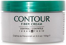 Парфюмерия и Козметика Стилизиращ крем-восък за коса с гъвкава фиксация - Lanza Healing Style Contour Fiber Cream