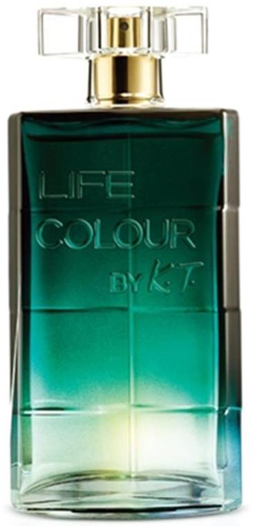 Avon Life Colour For Him - Тоалетна вода — снимка N1