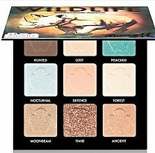 Парфюмерия и Козметика Палитра сенки за очи - Barry M Cosmetics Wildlife Eyeshadow Palette Rhino