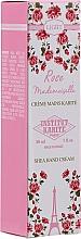 Комплект - Institut Karite Rose Mademoiselle (сапун/100g + крем/30ml + масло/10ml + свещ/1 бр. + конф. + кутия) — снимка N6