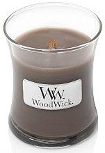 Парфюмерия и Козметика Ароматна свещ в чаша - WoodWick Hourglass Candle Sand & Driftwood