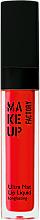 Парфюмерия и Козметика Мотов гланц-флуид за устни - Make up Factory Ultra Mat Lip Liquid