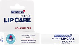 Парфюмерия и Козметика Балсам за устни с хиалуронова киселина - Novaclear Intense Lip Care