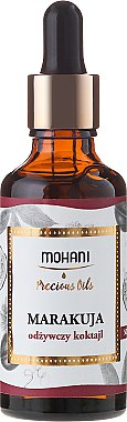 "Масло ""Маракуя"" - Mohani Maracuja Oil — снимка N1"