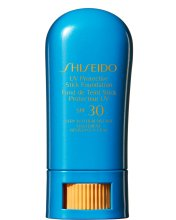 Парфюми, Парфюмерия, козметика Стик фон дьо тен - Shiseido UV Protective Stick Foundation SPF37