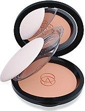 Парфюмерия и Козметика Компактна пудра за лице - Astra Make-Up Natural Skin Powder