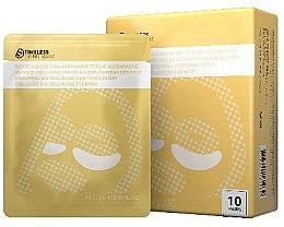 Парфюми, Парфюмерия, козметика Колагенова маска за очи - Timeless Truth Eye Mask Collagen Bio Cellulose