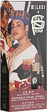 Парфюмерия и Козметика Комплект за устни - Milani Salt-N-Pepa Shoop Lip Kit (червило/3.6/g + молив/0.35/g)