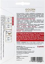 Колагенови пачове за под очи - Marion Golden Skin Care Collagens Flakes Eye — снимка N2