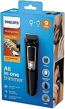 Машинка за подстригване - Philips Multigroom series MG3740/15 — снимка N2