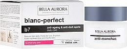 Парфюмерия и Козметика Крем против петна за суха кожа - Bella Aurora B7 Dry Skin Daily Anti-Ageing Anti-Dark Spot Care