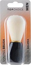 Парфюмерия и Козметика Четка за бръснене, черна 30338 - Top Choice