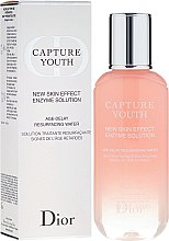 Парфюмерия и Козметика Ензимен обновяващ лосион за лице - Dior Capture Youth New Skin Effect Enzyme Solution