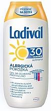 Парфюмерия и Козметика Лосион-гел за чувствителна кожа - Ladival SPF30