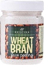 Парфюми, Парфюмерия, козметика Пилинг за лице с пшенични трици - Hristina Cosmetics Wheat Bran Face Peeling