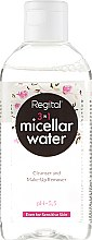 Парфюми, Парфюмерия, козметика Мицеларна вода за отстраняване на грим - Regital 3in1 Micellar Water Cleanser And Make-Up Remover