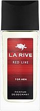 Парфюмерия и Козметика La Rive Red Line - Парфюмен дезодорант