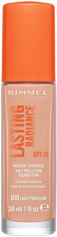 Фон дьо тен - Rimmel Lasting Radiance SPF 25