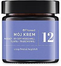 Парфюмерия и Козметика Билков крем - Fitomed Herbal Cream Nr12