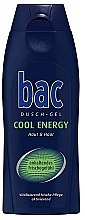 Парфюми, Парфюмерия, козметика Душ гел - Bac Men Cool Energy
